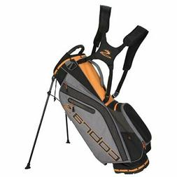 2019 Cobra Ultralight Stand Golf Bag - Black/Orange