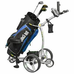 2020 Bat Caddy X4R Remote Control Electric Golf Bag Cart/Tro