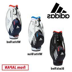"""2020 ADIDAS Golf JAPAN GUV75 Caddy bag Cart bag 9"""" 6.39lb 20"""