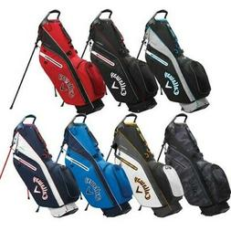 2020 Callaway Mens Fairway C Double Strap Golf Stand Carry B