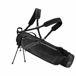 2020 TaylorMade Quiver Stand Bag Black NEW