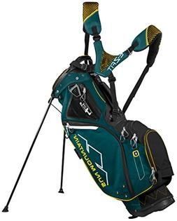 Sun Mountain 4.5 LS 4 Way Spruce-blk-Yllw Stand Golf Bag, Sp