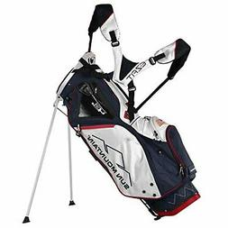 Sun Mountain 4.5 LS Zero-G Stand Bag 2018 - Navy-White-Red
