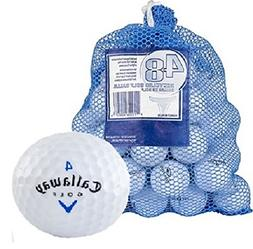 Callaway 48 AAA+ Ball Bag with HX Tour Mix Recycled Golf Bal