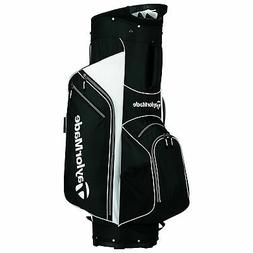 TaylorMade 5.0 Cart Bag Black/White