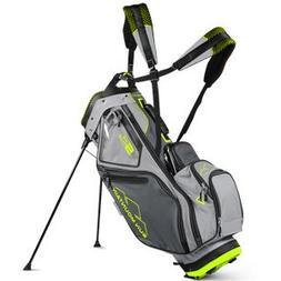 Sun Mountain 5LS Stand Golf Bag, Grey/Gunmetal/Flash