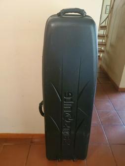 Samsonite 6850 Golf Hard-Sided Travel Cover Case - Black