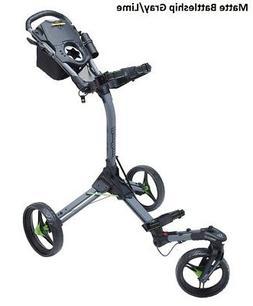 Bag Boy Golf- Tri Swivel II Cart Push Cart
