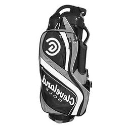 Cleveland Golf Male Cg Cart Bag, Black/Charcoal/White