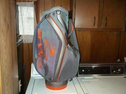 A NEW KING COBRA TOUR CART BAG.