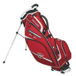 "Wilson Advisory Nexus III Golf Stand Bag 9.5"" Top Golfing Ca"