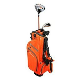 PowerBilt Junior Kids Boy's Ages 3-5 Golf Club Set, Right Ha