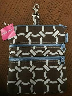 ame and lulu 3 zip carry all