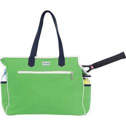Ame & Lulu Kensington Court Bag - Green/Navy Other Sports Ba