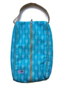 Ame & Lulu Shoe Bag Toiletry Makeup Case Tennis Golf Cleats