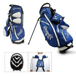 Authentic MLB Team Golf Kansas City Royals Stand Golf Bag -