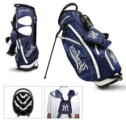 Authentic Team Golf New York Yankees Stand Golf Bag - NEW IN