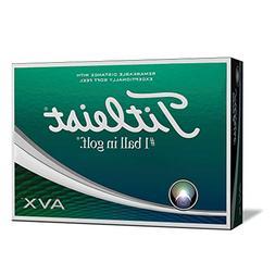 Titleist AVX Golf Balls 1 Dozen Brand New in Box