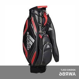 Adidas Golf AWR86 Men's Caddie Cart Bag 9.5In 4-Way 7.7lbs P