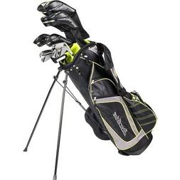 Tour Edge Bazooka 460 Black Complete Men's Set Steel Graphit