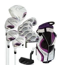 Founders Club Believe Ladies Womens Complete Golf Club Set w