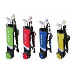 Young Gun BIRDIE Junior golf club Youth Set & bag for kids