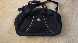 AdidasBlack and GreenNylonSports Bag Carry On Travel D