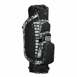 OGIO Black Ops Shredder Cart Bag, 15-Way Club Management, Go