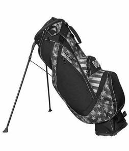 OGIO Black Ops Shredder Stand Golf Bag, 8-Way Woode Top, 5 Z