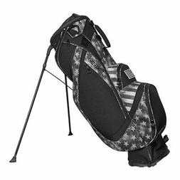 OGIO Black Ops Shredder Stand Golf Bag, 8-Way Woode Top, 5 Z