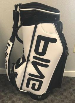 Brand New 2019 Ping Tour Staff Bag White/Black Ping Golf Bag