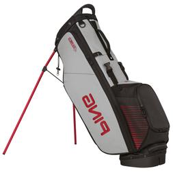 BRAND NEW PING 4 SERIES CHARCOAL LIGHT GRAY AND RED LIGHTWEI