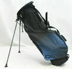 Brand New Blue & Black Ogio Shadow Fuse 304 Stand Golf Bag