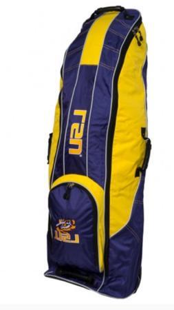 BRAND NEW Team Golf NCAA LSU Tigers Golf Bag Travel Cover 33