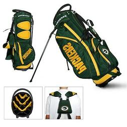 BRAND NEW Team Golf NFL Green Bay Packers Fairway Stand Bag