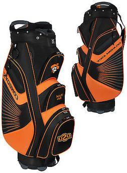 Team Effort Bucket II Cooler NCAA Collegiate Golf Bag Oklaho