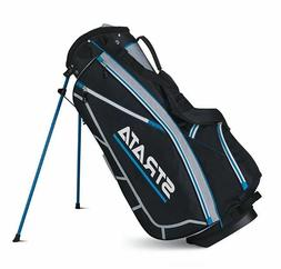 Strata By Callaway Women's Carry Stand Golf Bag 7-Way Divide
