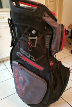 Sun Mountain C-130 Cart Golf Bag. IN MINT CONDITION.