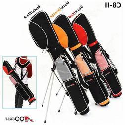 C8II A99Golf Practice Range Bag Sunday Stand Pencil Carry Ba