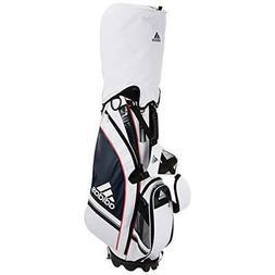 Adidas Golf Caddy Bag AWU 39 9 x 47 inch M 72082 White x Nav