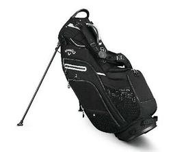 2019 Callaway Golf Fusion 14- Way Stand Bag - Black