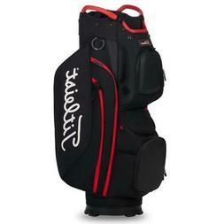 Titleist Cart 15 Golf Cart Golf Bag New 2020 - Black/Black/R