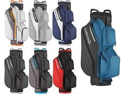 TaylorMade Cart Lite Bag 2018 - Black/Gray/Blue