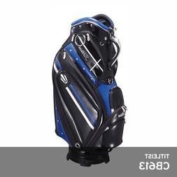Titleist CB613 Men's Caddie Bag Cart Stylish 9.5In 5Way PU 9