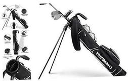 champkey lightweight golf stand bag easy to