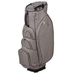 Ouul Check Wave 14-Way Golf Cart Bag - Choose Color