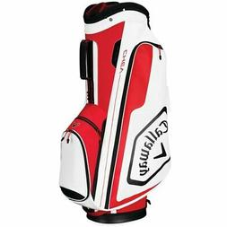 Callaway Chev 2019 Red White Blue Cart Golf Bag
