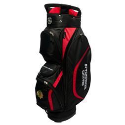 BRAND NEW Team Golf Chicago Blackhawks Clubhouse Cart Bag Bl