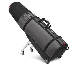 Sun Mountain Club Glider Journey Travel Bag Black/Gunmetal