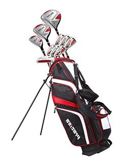 15 Piece Ladies Womens Complete Right Handed Golf Clubs Set